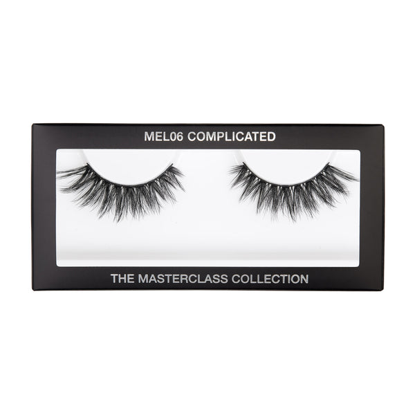 COMPLICATED, MASTERCLASS LASH COLLECTION