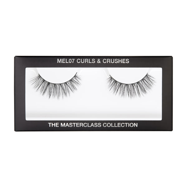 CURLS & CRUSHES, MASTERCLASS LASH COLLECTION
