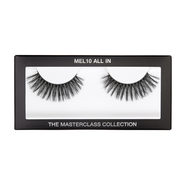ALL IN, MASTERCLASS LASH COLLECTION