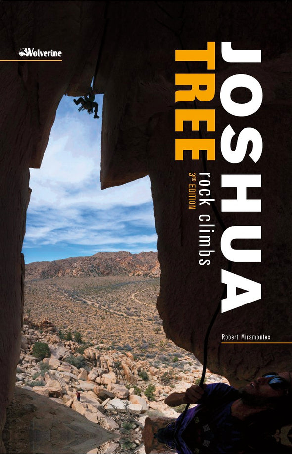 CA, Joshua Tree Rock Climbs 3rd Edition