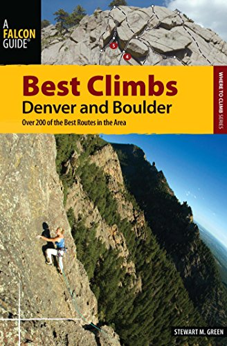CO, Best Climbs Denver and Boulder