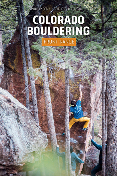 CO, Colorado Bouldering Front Range