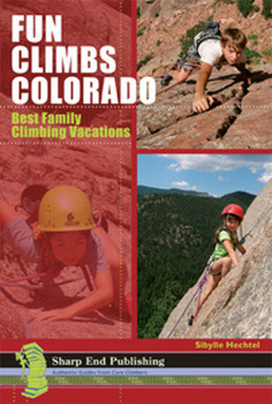 CO, Fun Climbs Colorado, Best Family Climbing Vacations