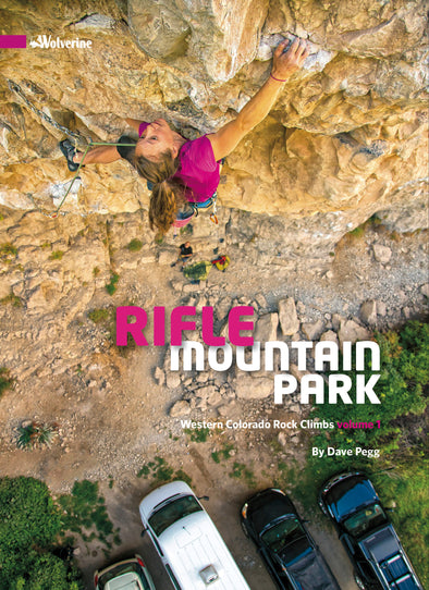 CO, Rifle Mountain Park, Western Colorado Rock Climbs Volume 1
