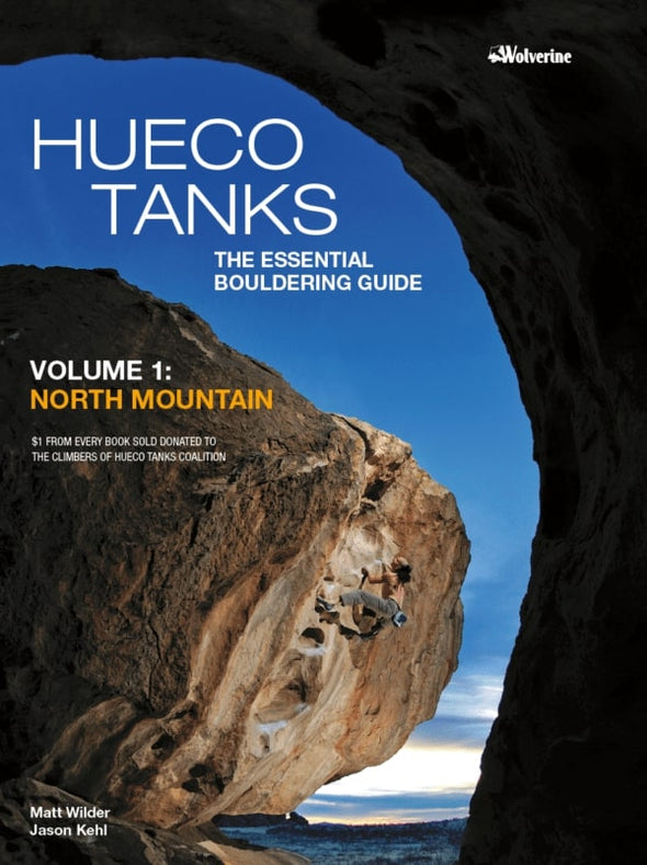 Hueco Tanks North Mountain