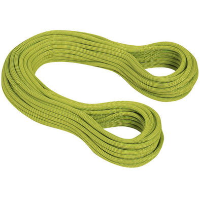 Mammut Infinity Dry Rope 9.5 mm x 70 m, Pallel/Lime Green