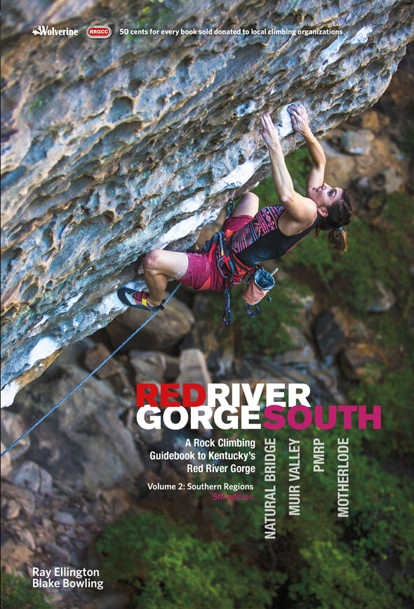 KY, Red River Gorge South 5th Edition