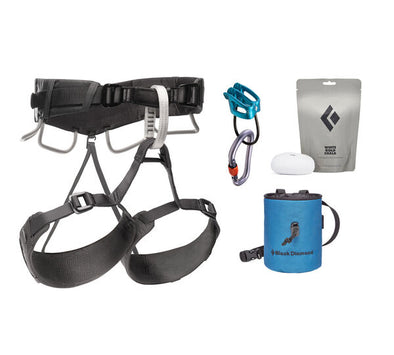 Momentum 4s Harness Package - Anthracite