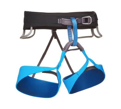 Solution Harness - Men's, Black/Ultra Blue