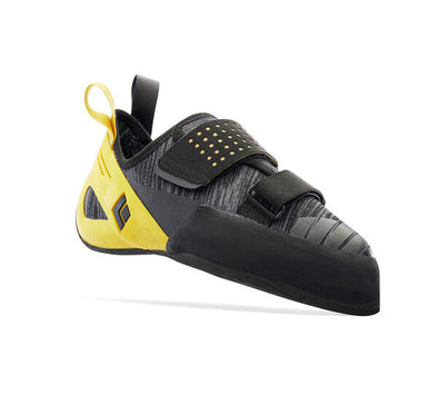 Zone Climbing Shoes, Curry (sizing marked for men)
