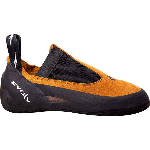 Rave Climbing Shoes, Golden Yam