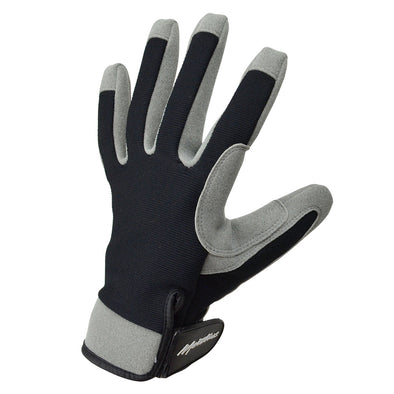Metolius Belay Slave Glove, Gray/Black