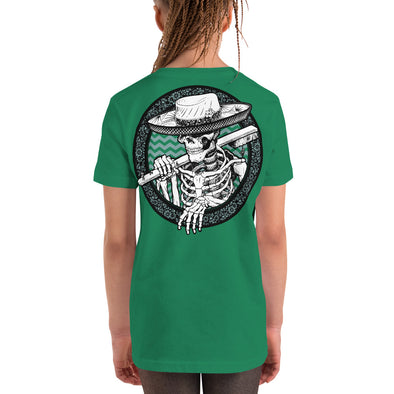 Stone Age Youth Sombrero T-Shirt - Print on Demand