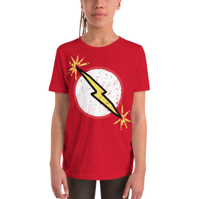 Stone Age Youth Midnight Lightning T-shirt - Print on Demand