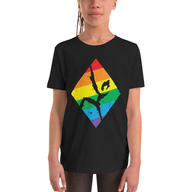 Stone Age Youth Pride T-Shirt - Print on Demand