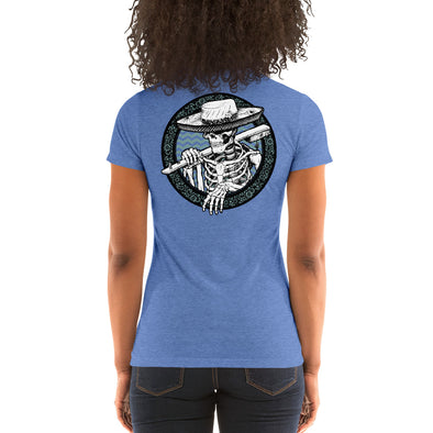 Stone Age Women's Sombrero T-shirt - Print on Demand