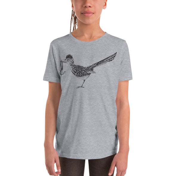 Stone Age Youth Roadrunner T-Shirt - Print on Demand