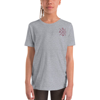 Stone Age Youth Camp T-Shirt - Print on Demand