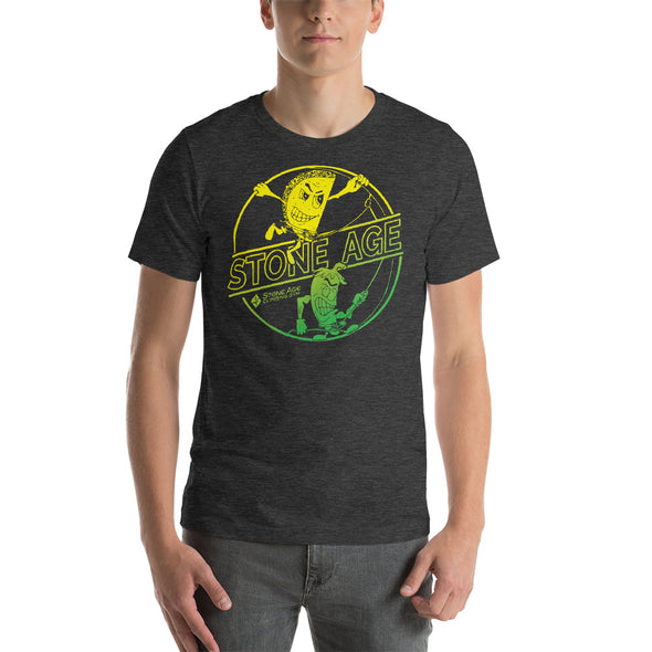 Stone Age Men's Chile & Taco T-Shirt - Print on Demand