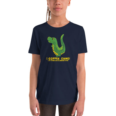 Stone Age Youth Dyno T-Shirt - Print on Demand