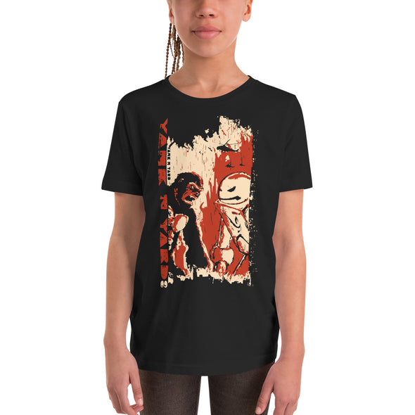 Stone Age Youth '09 YNY T-shirt - Print on Demand