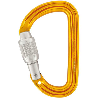 Petzl Sm'D Screw-Lock Carabiner