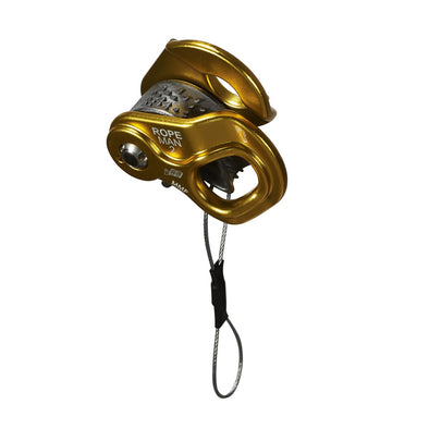Wild Country Ropeman 2 Ascender, Gold