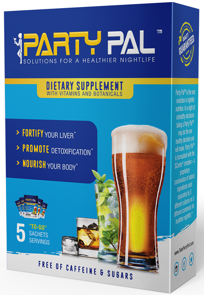 PartyPal 5-Pack