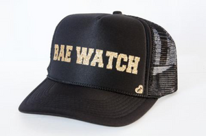 Mother Trucker Bae Watch Hat