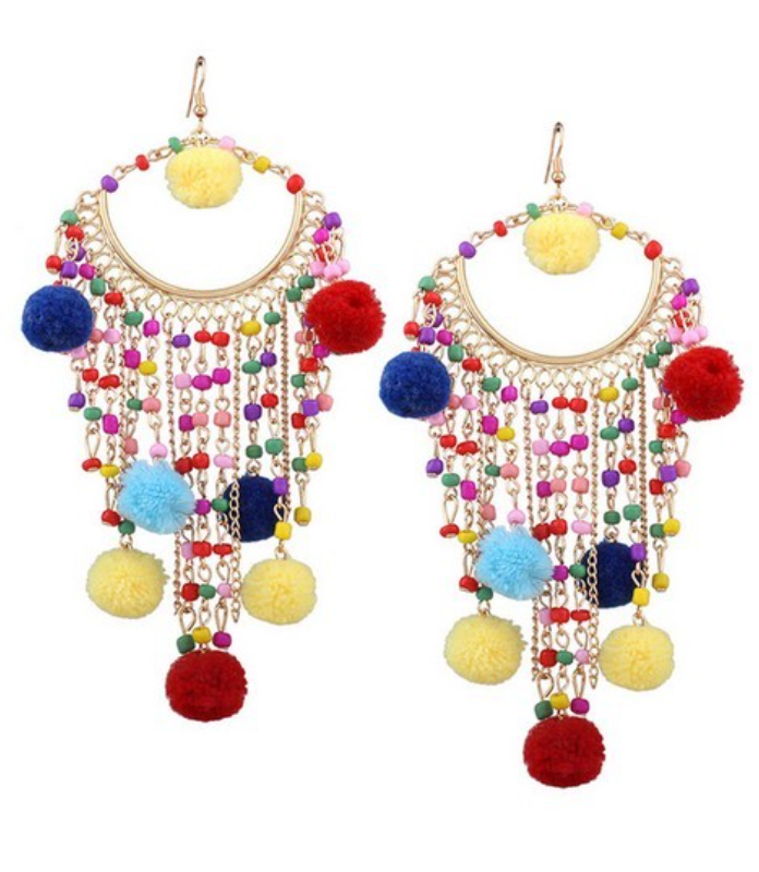 Fiesta Party Earrings