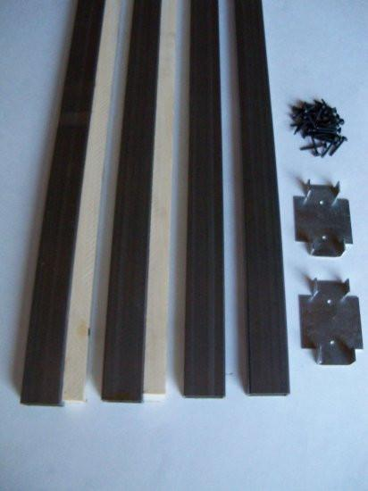 Kit # 1- Pocket Door Steel Stud Kit- 2 x 4-Fits  our 2300, 2400  & 2450 Kits