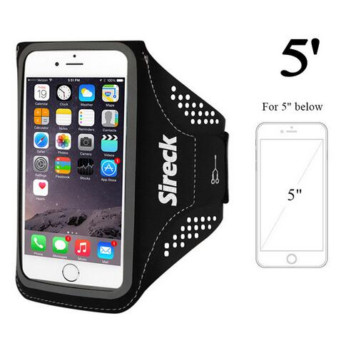 Phone Case Brand Fitness Gym Arms Bag