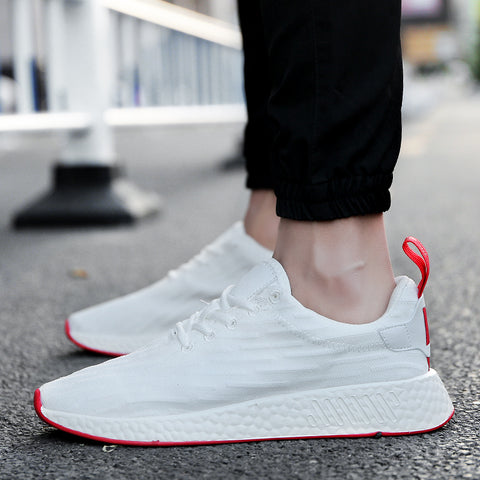Sport Trainers Rubber Soft Bottom Breathable Brand Sneakers for Men Women