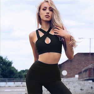 2019 Sexy Sport Suit Women Yoga Sets