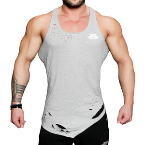 Men's  Extreme Racer Gym Tank Tops