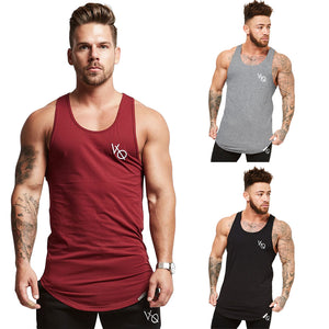 Tranning Workout Stringer Tank Top