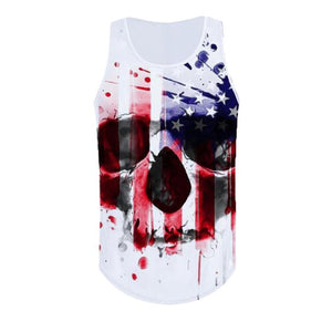 American Monster Gym Tank Top