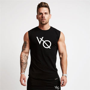 OA Men's  Muscle Bodybuilding Tank Top