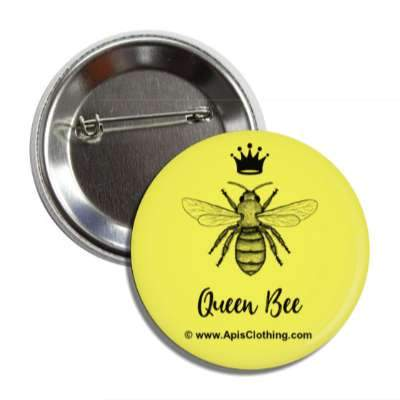 Queen Bee Badge