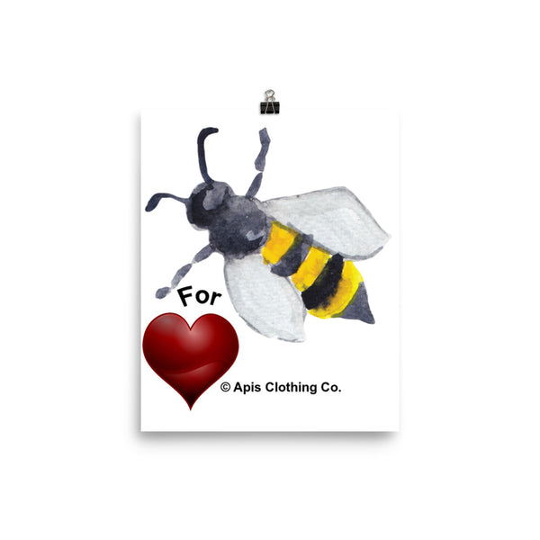 Poster Bee4HEART