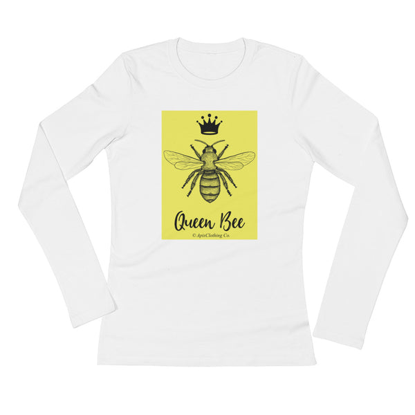 Ladies' Long Sleeve Queen BEE