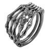 Skeleton Hand Bangle