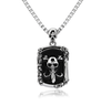Eternal Skulls Pendant and Necklace