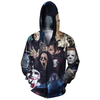 Your Favorite Movie Zipper Hoodie