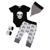Newborn Skull 4pcs Set