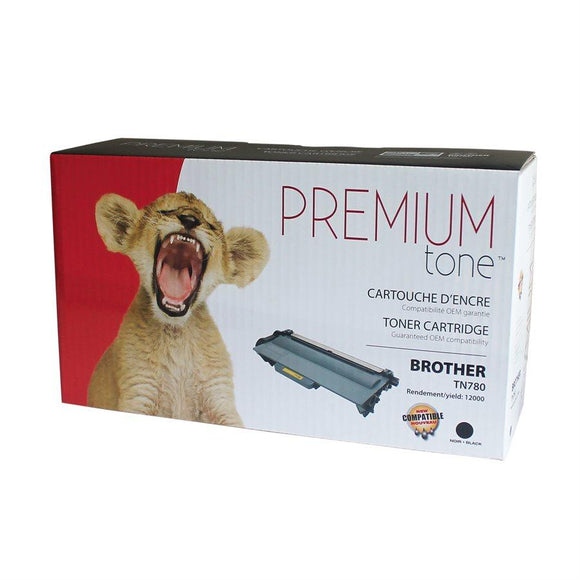 Brother TN780 Compatible Premium Tone 12K