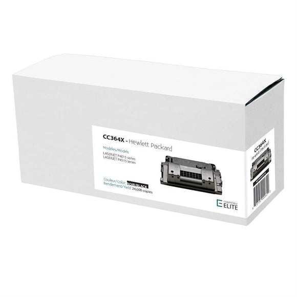 HP CC364X Compatible Elite 24K