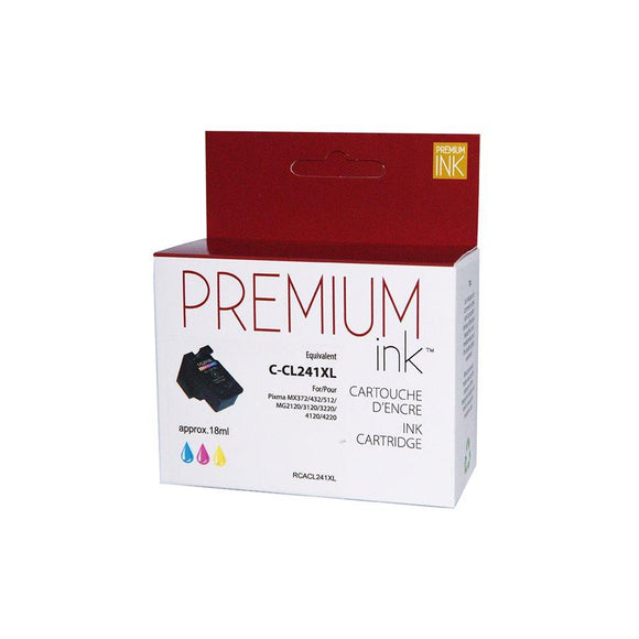Canon CL-241XL  Couleur Premium Ink