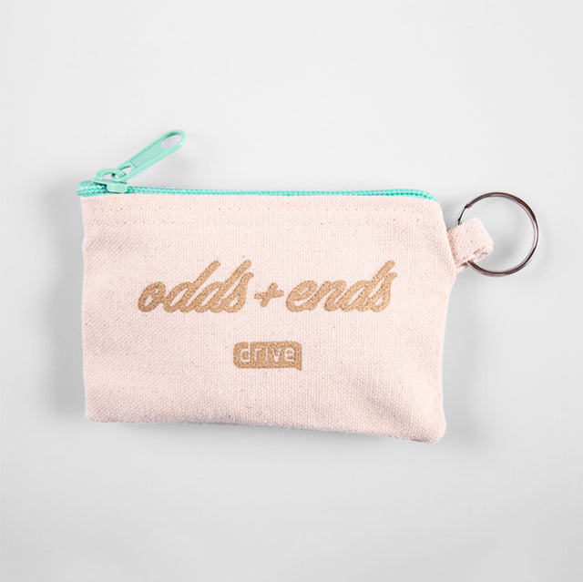 Odds and Ends Keyring Pouch