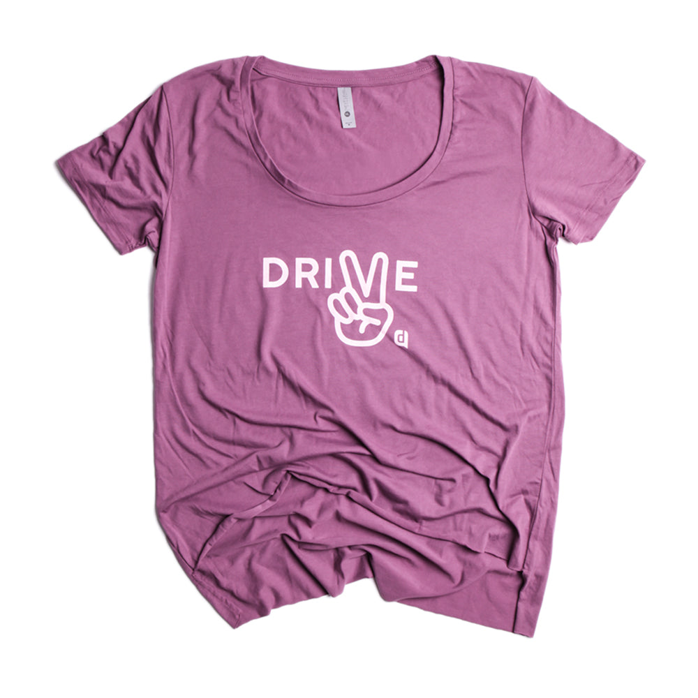 Peace Drive Next Level - Women's Festival Scoop Tee